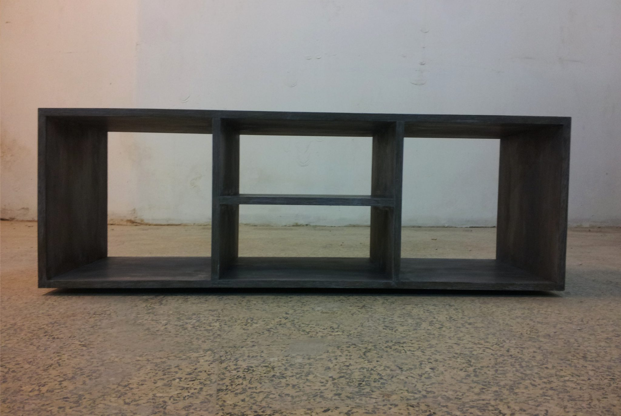 movel TV Rectângulo multimédia - Meuble tv rectangle multimédia