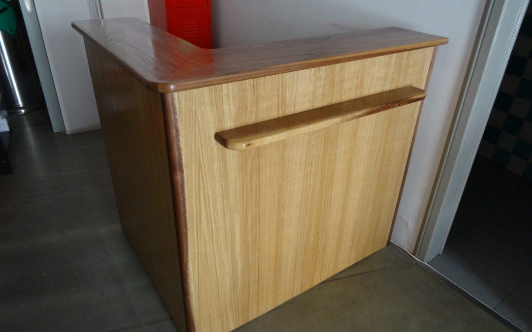 Comptoir en bois