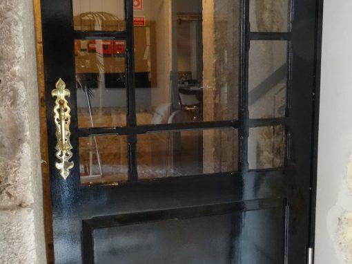 Porta estilo clássico