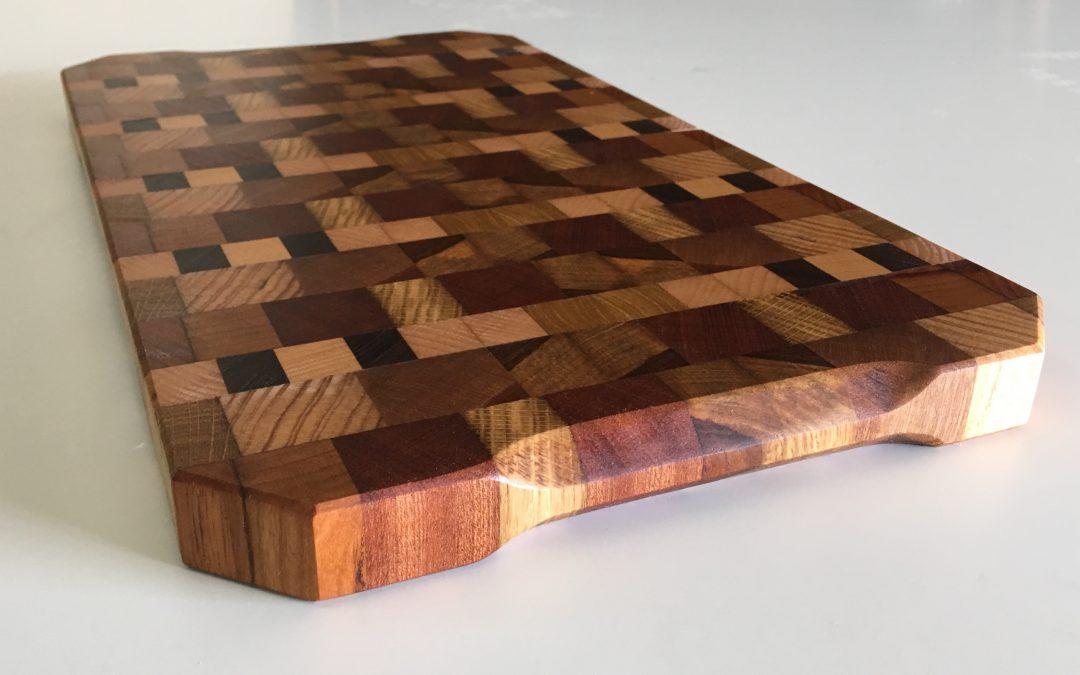 Tábua de corte multi-madeiras